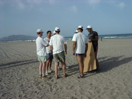 Outdoor Team Training
