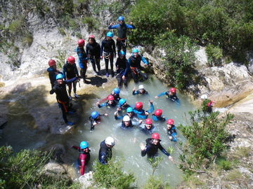 Canyoning - Gorge walking
